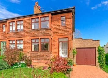 Thumbnail 3 bed semi-detached house for sale in Oronsay Crescent, Bearsden, Glasgow
