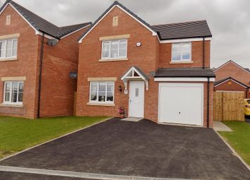Thumbnail 4 bed detached house for sale in Clos Y Coed Castan, Coity, Bridgend.