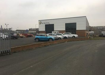 Thumbnail Light industrial to let in Unit 3, Denham Way, Fleetwood, Lancashire
