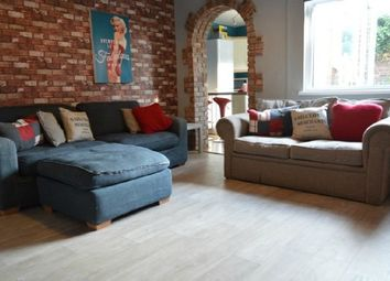 Thumbnail 5 bedroom terraced house to rent in Enderley Street, Newcastle, Newcastle-Under-Lyme