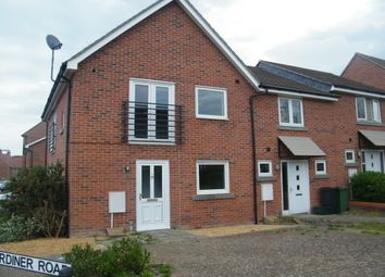 Thumbnail 1 bed property to rent in Appleton Drive, Basingstoke