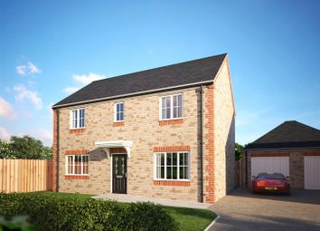 Thumbnail 4 bed property for sale in Hollow Road, Ramsey Forty Foot, Huntingdon