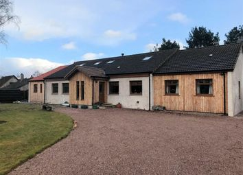 Thumbnail 5 bed detached house for sale in Carr Road, Carrbridge