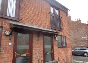Thumbnail 1 bed terraced house to rent in Far Wharf, Lincoln