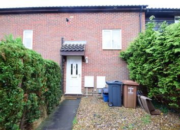 Thumbnail 1 bed terraced house for sale in Parishes Mead, Stevenage, Hertfordshire