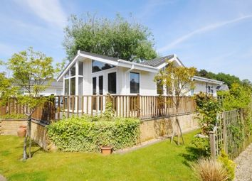 Thumbnail 2 bed mobile/park home for sale in Tall Trees Park, Matchams Lane, Hurn, Christchurch