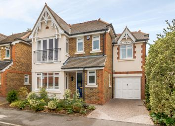 Thumbnail 4 bed semi-detached house for sale in Anderson Road, Weybridge