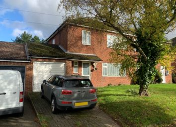 Thumbnail 3 bed semi-detached house for sale in Mendip Road, Southampton