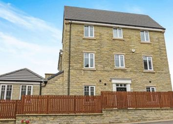 Thumbnail 4 bed town house for sale in The Oval, Dewsbury