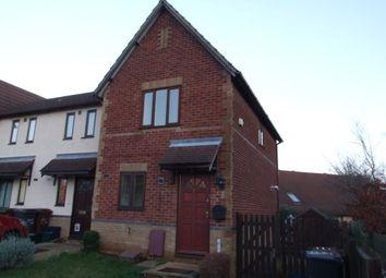 Thumbnail 2 bedroom property to rent in Belton Close, Northampton