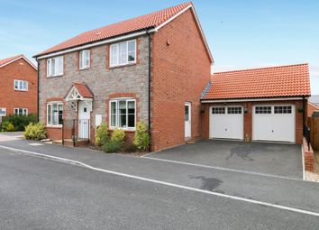 Thumbnail 4 bed detached house for sale in Copseclose Lane, Cranbrook, Exeter