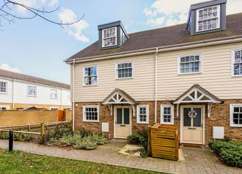 Thumbnail 3 bedroom end terrace house to rent in Bennetts Rise, Haywards Heath