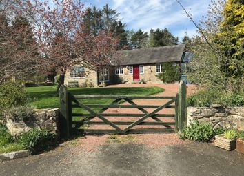 Thumbnail 4 bed bungalow to rent in The Dragon's Den, Hartburn, Morpeth, Northumberland