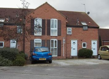 Thumbnail 1 bedroom flat to rent in The Willows, Hessle