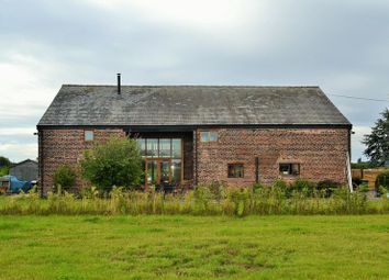 Thumbnail 5 bed barn conversion for sale in Moss Nook Lane, Melling, Liverpool