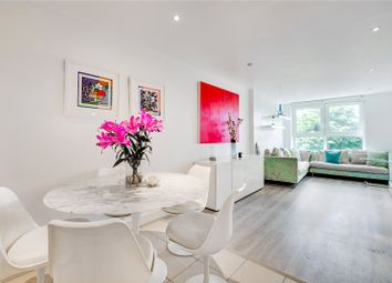 Thumbnail 2 bed flat for sale in Nacovia House, Townmead Road, Fulham