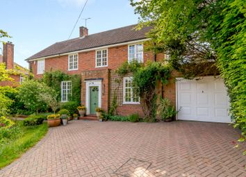 Thumbnail 4 bedroom detached house for sale in High Oaks Road, Welwyn Garden City, Hertfordshire