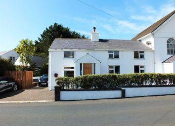 Thumbnail 2 bed semi-detached house for sale in Roadside Cottage, Whitestrand, Lhergydhoo, Peel
