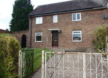 Thumbnail 3 bedroom terraced house to rent in Exeter Place, Blacon, Chester