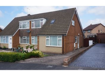 Thumbnail 3 bed semi-detached house for sale in Mount Close, Nantwich