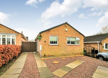 Thumbnail 2 bedroom detached bungalow for sale in Farrendale Close, Forest Town, Mansfield, Nottinghamshire