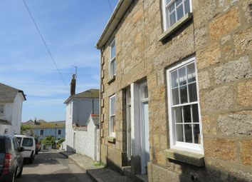 Thumbnail 1 bed terraced house for sale in Regent Buildings, Penzance, Cornwall.