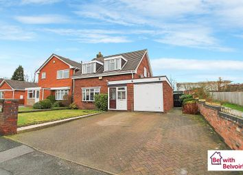 Thumbnail 3 bedroom detached house for sale in St. Johns Road, Cannock