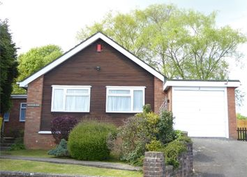 Thumbnail 4 bed detached bungalow for sale in St Maur Gardens, Welsh Street, Chepstow