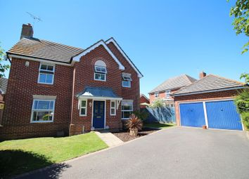 Thumbnail 4 bed detached house for sale in Snipe Close, Kennington, Ashford