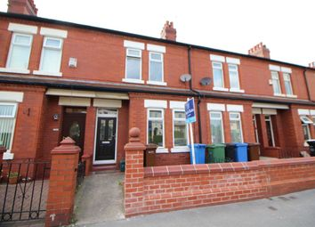 Thumbnail 3 bed terraced house to rent in Gorton Road, Stockport