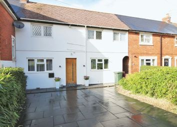 Thumbnail 3 bed terraced house for sale in Grantham Road, Radcliffe-On-Trent, Nottingham