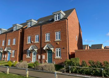 Thumbnail 3 bed semi-detached house for sale in Trinity Way, Papworth Everard, Cambridge