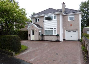 Thumbnail 5 bed detached house for sale in Jamieson Drive, Calderwood, East Kilbride