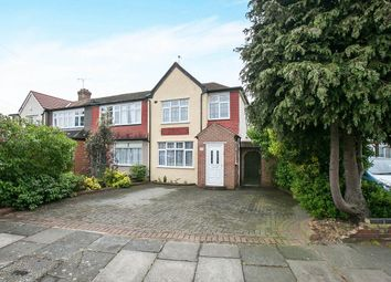 Thumbnail 3 bed property for sale in Amberley Road, Upper Abbey Wood, London