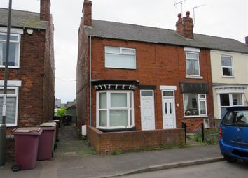 Thumbnail 2 bedroom end terrace house for sale in Gray Street, Clowne, Chesterfield