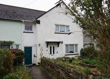 Thumbnail 3 bed terraced house for sale in Beacon Road, Summercourt, Newquay