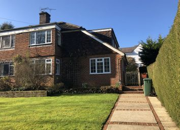 Thumbnail 4 bedroom semi-detached house to rent in Outwood Lane, Kingswood, Tadworth