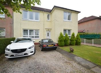 Thumbnail 2 bed flat for sale in Lilac Avenue, Clydebank, Glasgow