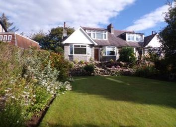 Thumbnail 4 bed semi-detached house to rent in Abbotshall Crescent, Cults, Aberdeen