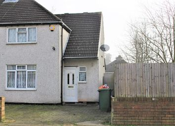 Thumbnail 3 bed terraced house for sale in Crossway, Pinner