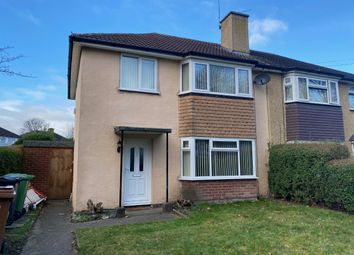 Thumbnail 3 bed semi-detached house to rent in Great Bridge Road, Bilston