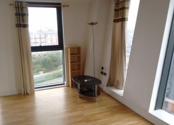Thumbnail 2 bed flat to rent in Wicker Riverside, 2 North Bank, Sheffield