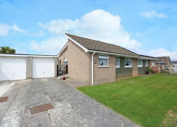 Thumbnail 2 bed semi-detached bungalow for sale in Charnhill Way, Plymstock, Plymouth