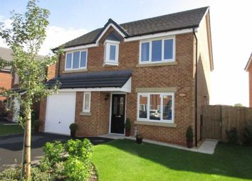 Thumbnail 4 bed detached house for sale in Meadow Beck, Leigh