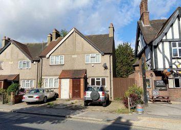 272 Bexley Road, Erith, Kent DA8. 2 bed semi-detached house