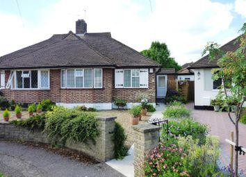 Thumbnail 3 bed semi-detached bungalow for sale in Parkdale Crescent, Worcester Park