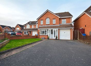Thumbnail 4 bed detached house for sale in Emberton Way, Amington Fields, Tamworth, Staffordshire