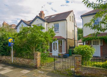 Thumbnail Detached house to rent in Marksbury Avenue, Richmond, UK