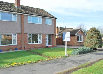 Thumbnail 3 bed semi-detached house to rent in Brookside Avenue, Newport, Shropshire