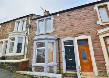 Thumbnail 2 bed terraced house for sale in Berwick Street, Workington